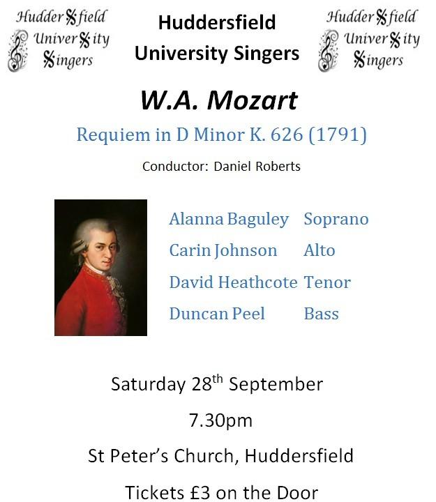 Huddersfield University Singers