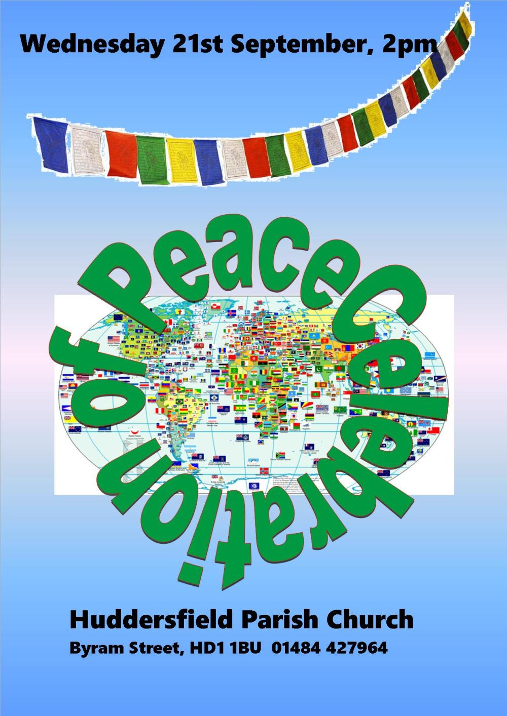 Peace poster 21 sept