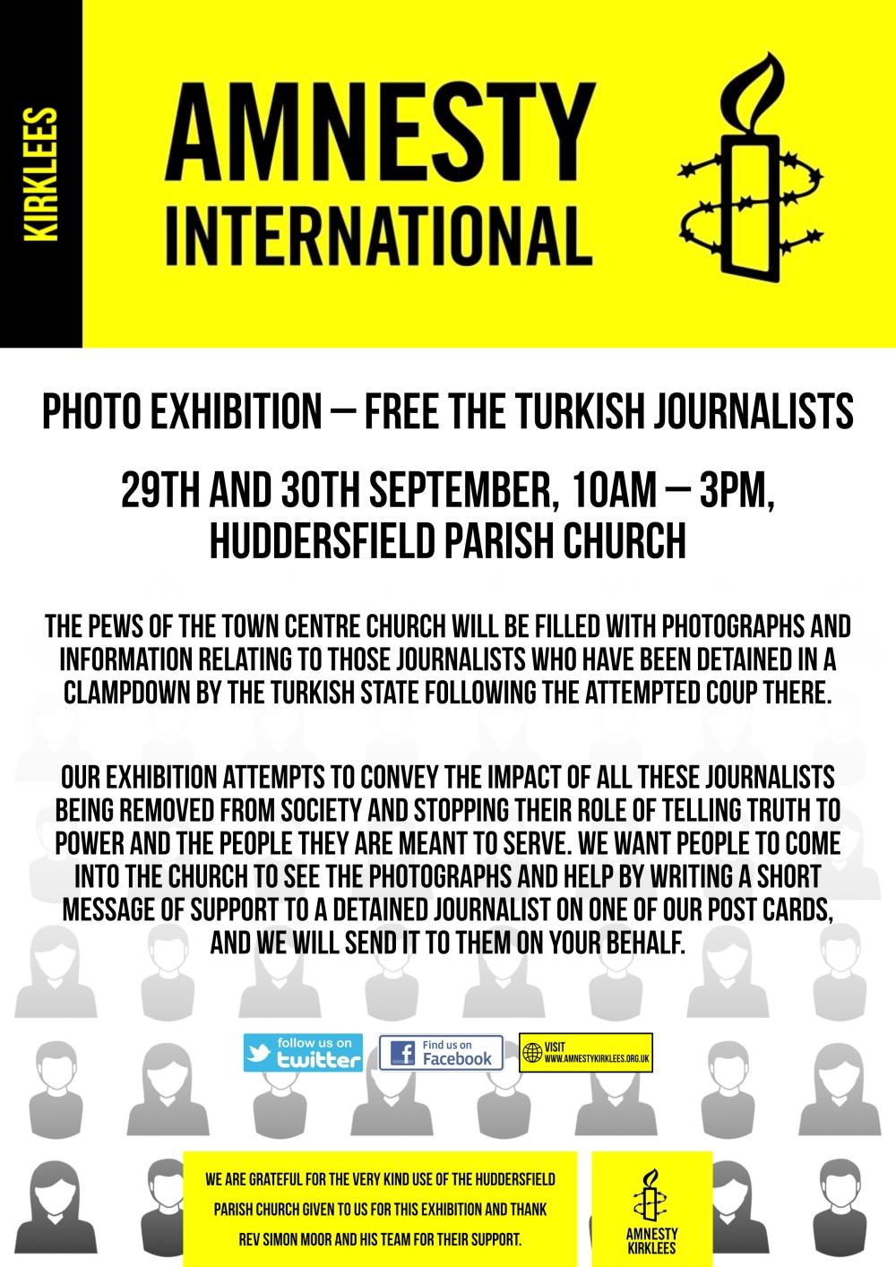 Turkey Journalists Poster-1