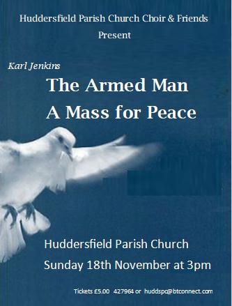 massfor peace