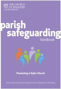 Promoting a Safer Church - Parish Safeguarding Handbook