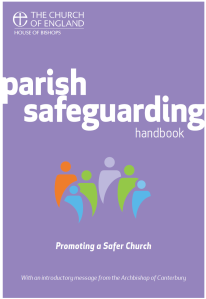 Promoting a Safer Church - Parish Safeguarding Handbook